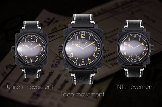 The i16 watch choices