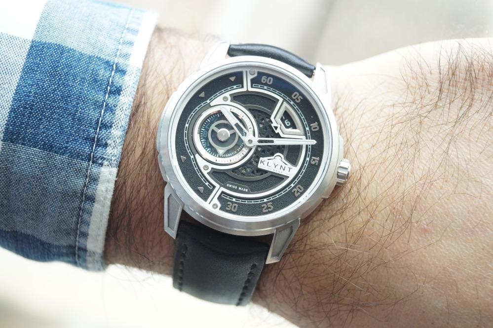 steel-wrist