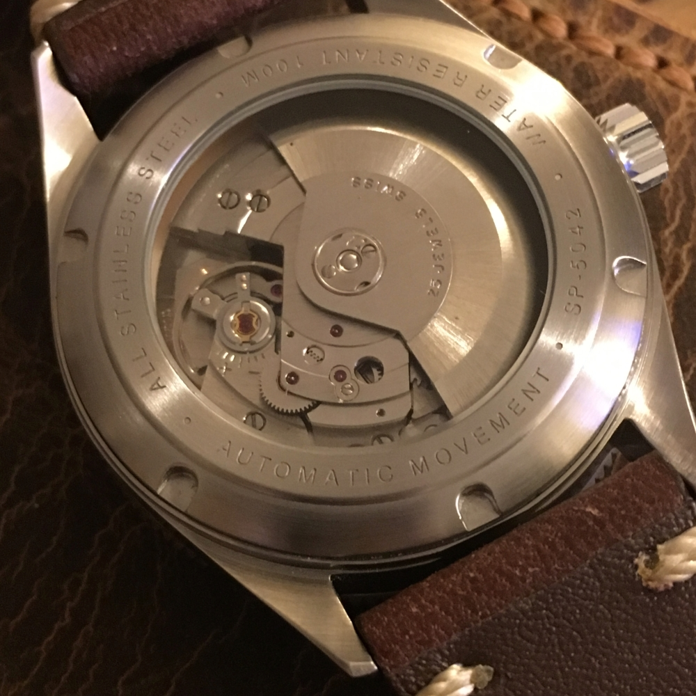 dhodge 1700SPH AS1700 movement - 8