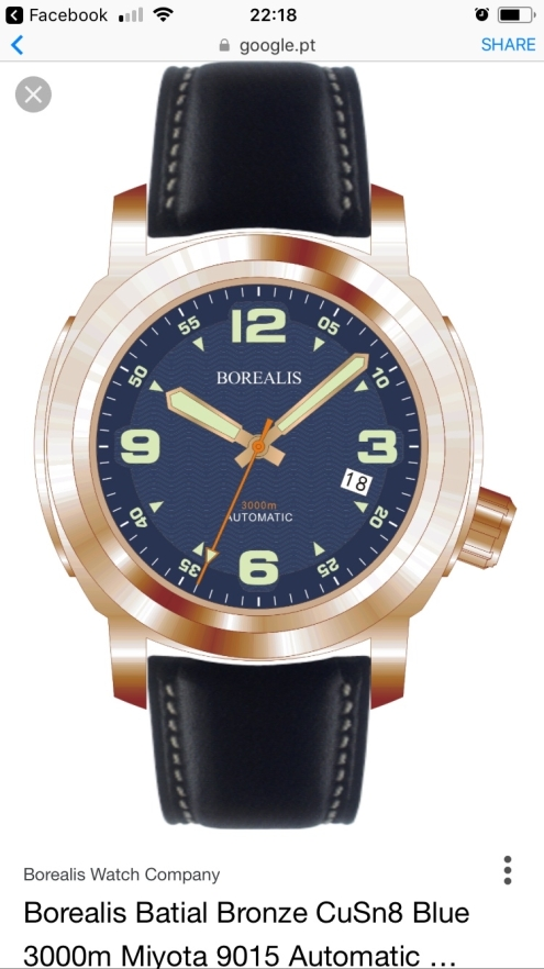 borealis watches - 13