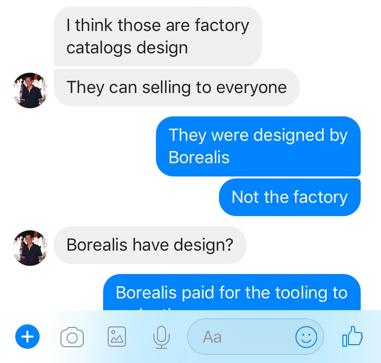 borealis watches - 37