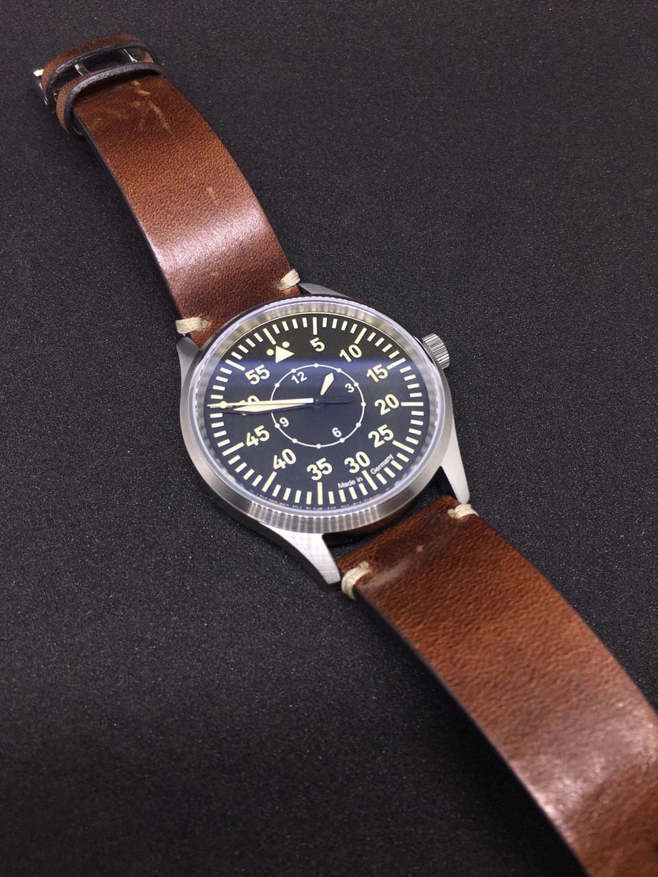 dhodge flieger pilot watch for sale - 3