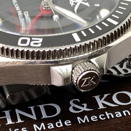 zahnd and kormann diver - 10