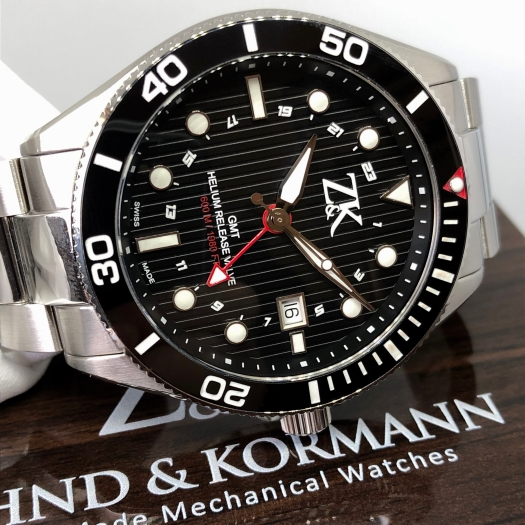 zahnd and kormann diver - 16