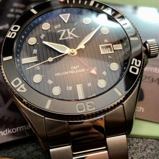 zahnd and kormann diver - 19