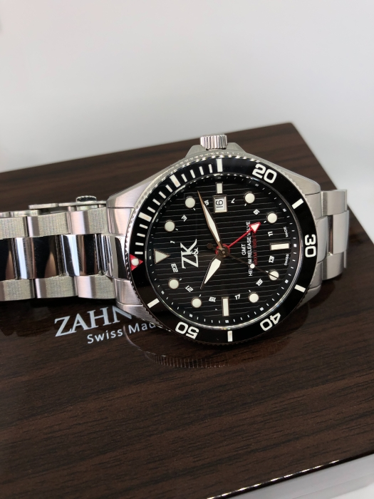zahnd and kormann diver - 3