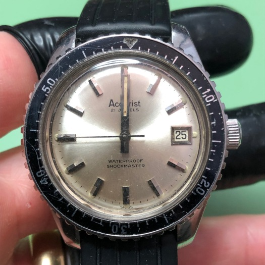 eta 2409 accurist service repair restoration - 1