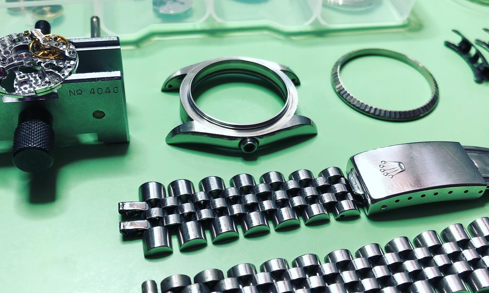 cumbria watch repair at morgan banks kendal